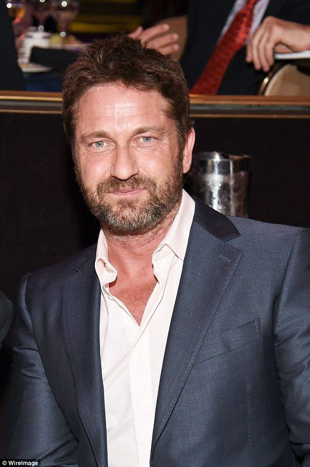 Gerard Butler was just one of many celebrities to show support for Beverly Hills fundraiser benefiting Israel Defense Forces By DAILYMAIL.COM REPORTER PUBLISHED: 00:12 EDT, 4 November 2016