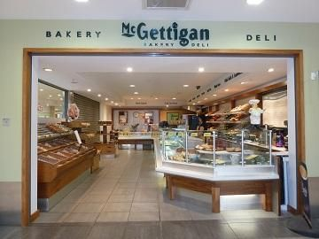 Mc Gettigans Bakery