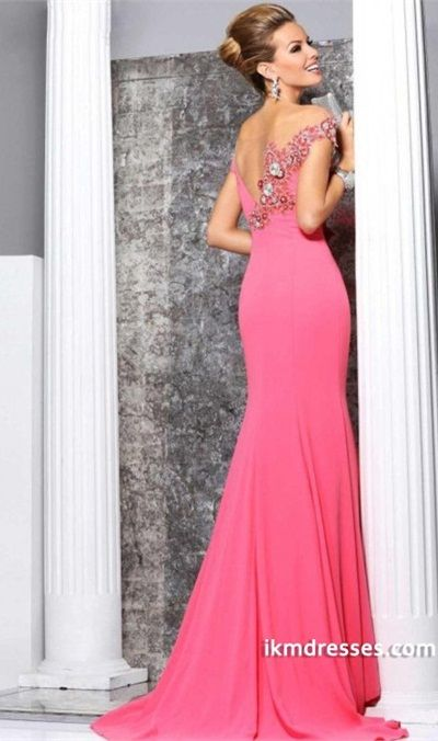 http://www.ikmdresses.com/2014-Mermaid-V-Neck-Sexy-Prom-Dresses-V-Back-Sweep-Brush-Chiffon-p85270