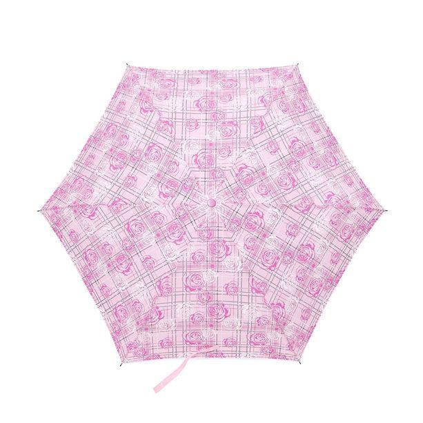 Pink világító esernyő 47092