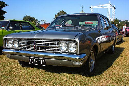 '68 HK Holden Premier