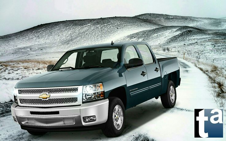 046 - WINTER SEASON [Auto] #Chevrolet #PickUp Silverado Double Cab 1500 Hybrid 2009 #Automotive #Trucks #Agriculture #Forest