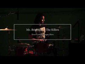Mr. Brightside - Drum Cover - The Killers https://www.youtube.com/watch?v=gVIHEaTJWCc #drum #cover #killers #zildjian #pearl #vater #drumming