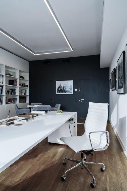 Des bureaux à la décoration sobre (7)
