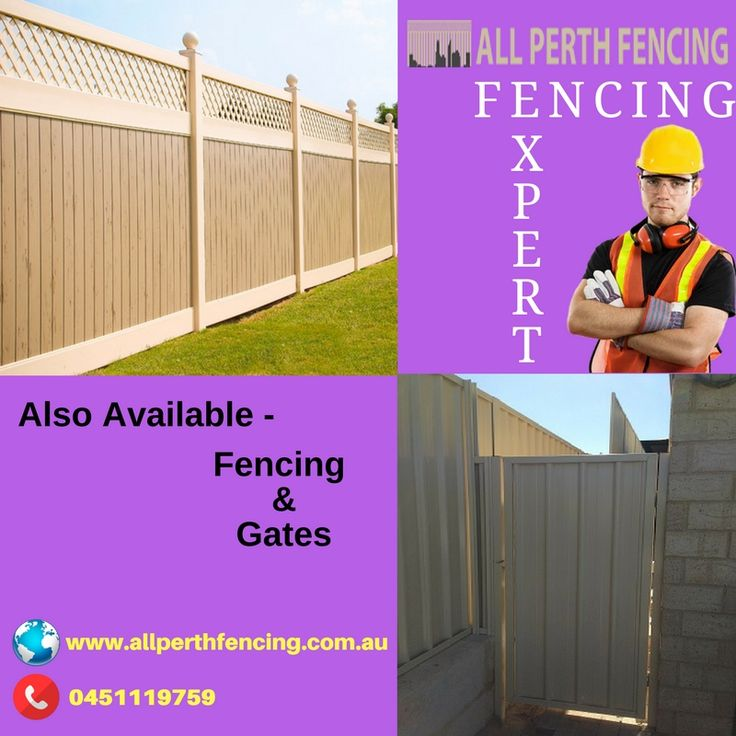 Do you have a new or old home in Perth and require a new Colorbond gate and/or Colorbond fencing in-fills?   Then look no further! We supply and install Colorbond gates and Colorbond  fencing in-fills made from GENUINE Colorbond steel which carry BlueScope Steel's 10 year warranty.