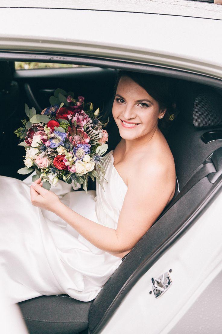 wedding bouguet/svatební kytice