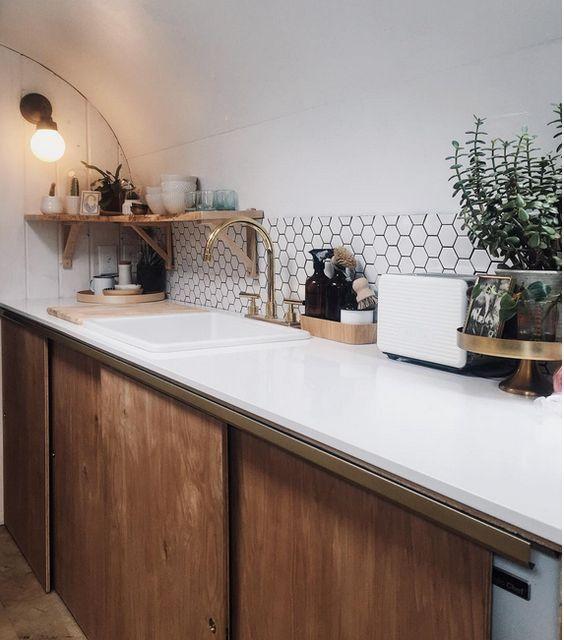 190 best Küche images on Pinterest Kitchen ideas, Kitchen and - küchenschränke nach maß