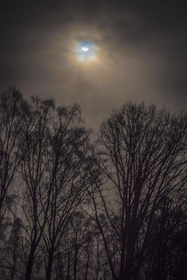 Solformørkelse II 20 mars 2015