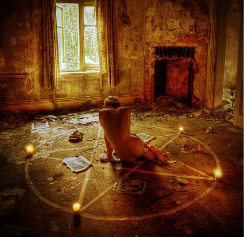 One of its apparent uses is that it can consecrate your magical space  before casting a circle or doing magic