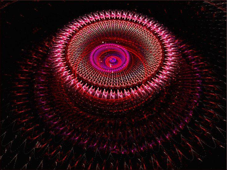 Photo: JWF Script: 3D Mandala