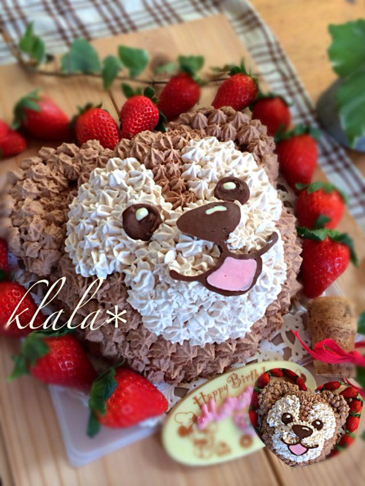 【ケーキ】キャラクターケーキの進化版!立体3Dケーキのアイディア集☆