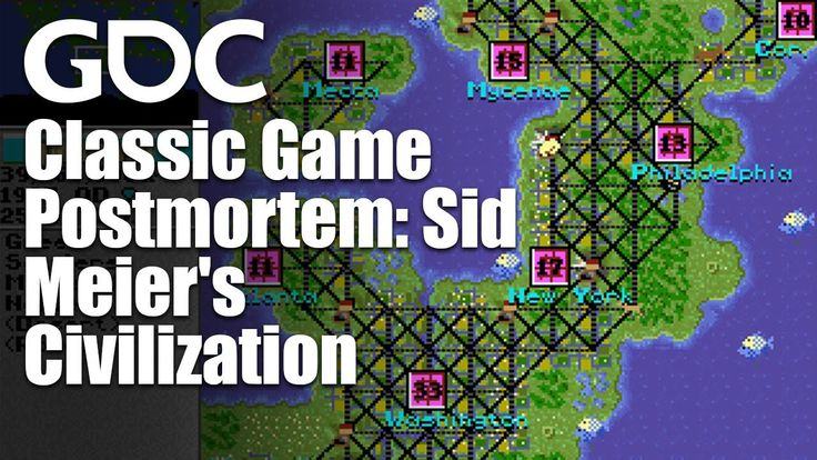 Classic Game Postmortem: Sid Meier's Civilization