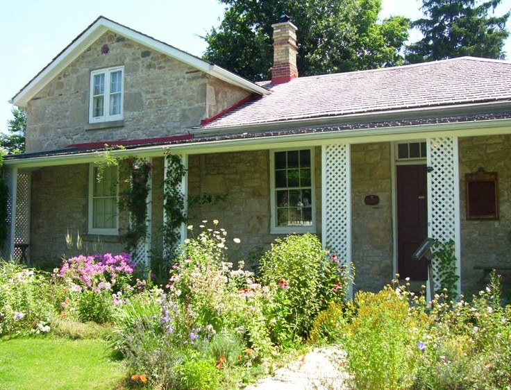 Colonel John McCrae Birthplace and Memorial Gardens