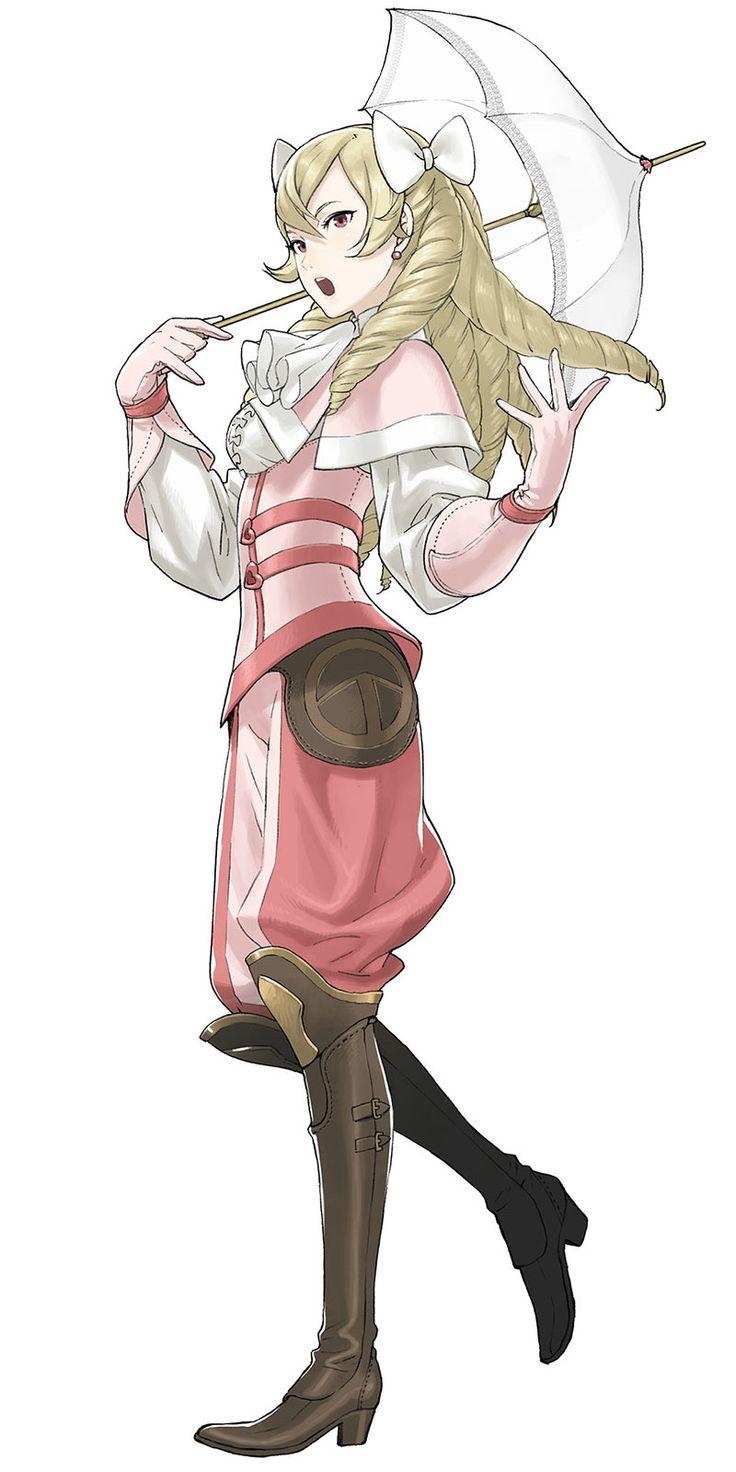 Fire Emblem: Awakening - Maribelle Best. Character. Ever.