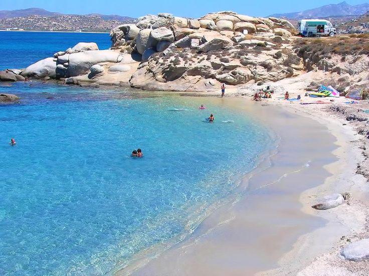Naxos island | Greece