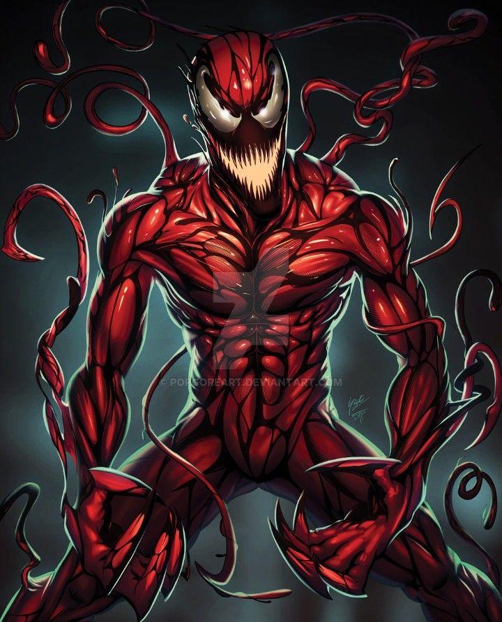 симбионт человек паук картинки шестерка