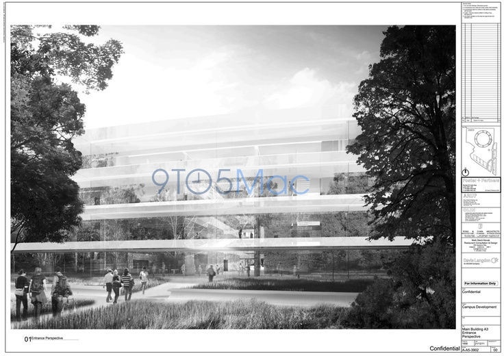 New images of Apple's Campus 2 building show amazing detail [Gallery]