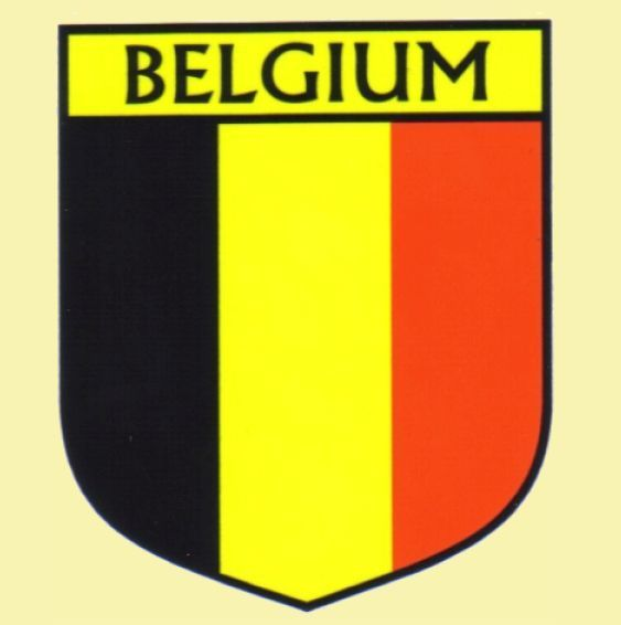 For Everything Genealogy - Belgium Flag Country Flag Belgium Decals Stickers Set of 3, $15.00 (http://www.foreverythinggenealogy.com.au/belgium-flag-country-flag-belgium-decals-stickers-set-of-3/)