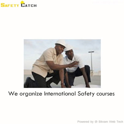 Visit us at http://www.safetycatch.in/html/courses_osha.html