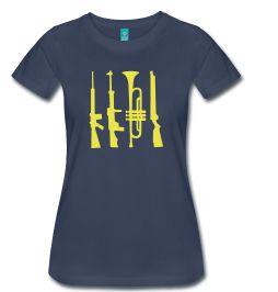Trumpet Guns W