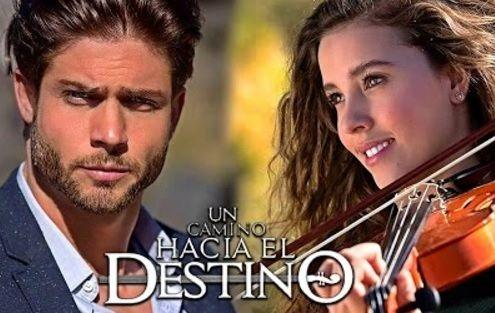 La #telenovela #UnCaminohaciaelDestino que es transmitida por #Televisa #Mexico destaca como la ambicion y maldad, la busqueda del dinero y la fortuna...