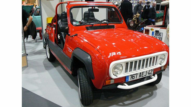 "Renault 4L ""Buggy"""