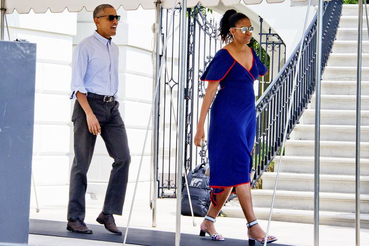 Michelle Obama's Vacation Style is Truly Amazing