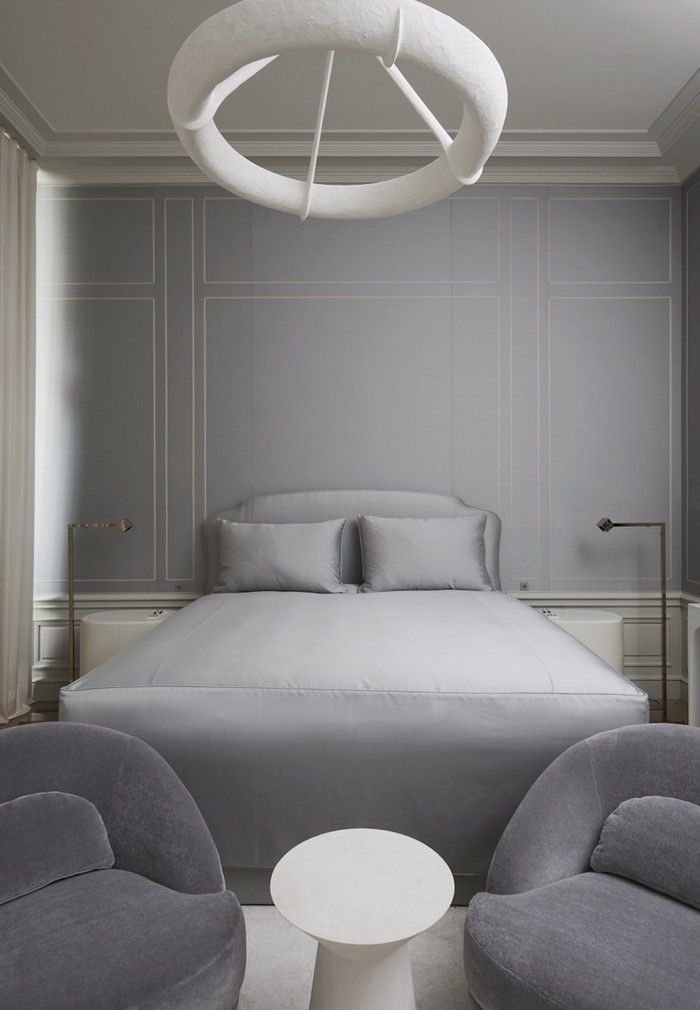 Refined and Contemporary Home in Paris By Joseph Dirand | See more at http://www.bocadolobo.com/en/inspiration-and-ideas/refined-contemporary-home-paris-joseph-dirand/