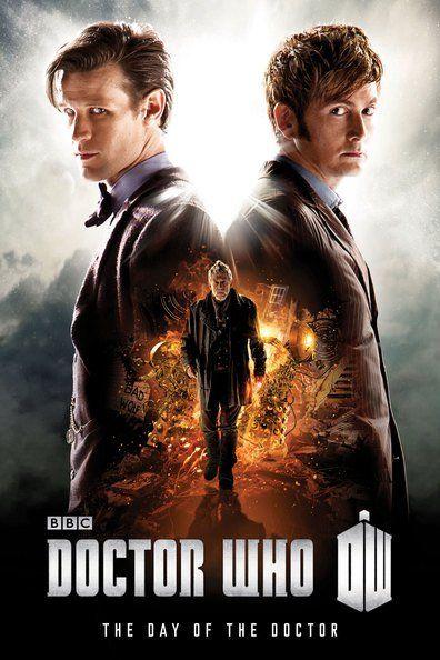 Film en streaming Doctor Who - Le jour du Docteur - L'Année 2013 s'éveille quelque chose de Terrible dans la National Gallery de Londres. En 1562 est une meurtrière Parcelle de terrain dans la elizab...