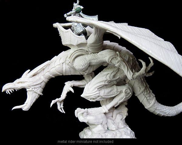 dragon elfe