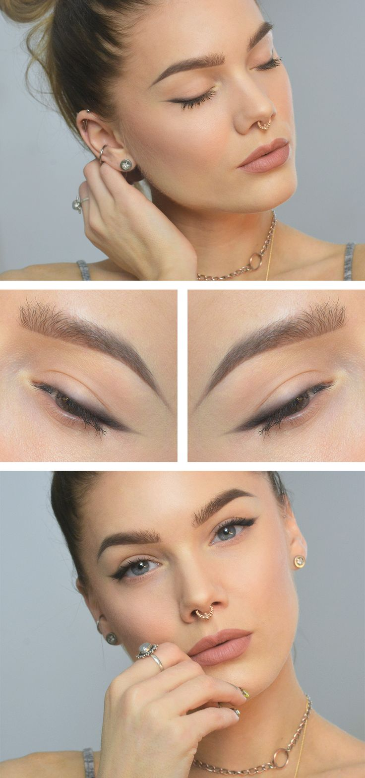 Subtle definition -- so fresh and natural-looking! http://www.bloglovin.com/blog/post/2861659/4292948796