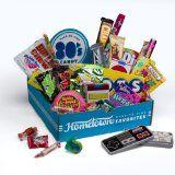 Hometown Favorites 1980's Nostalgic Candy Gift Box, Retro 80's Candy, 3-Pound (Grocery)By Hometown Favorites
