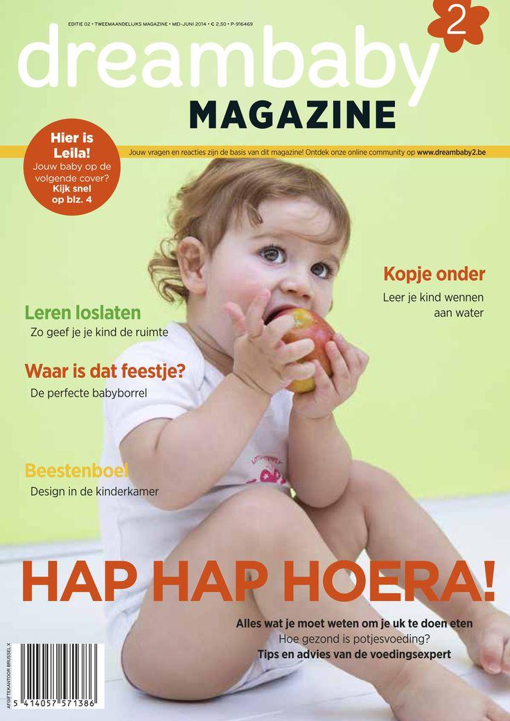 Het tweede nummer van ons magazine met schattige spruit Leila: vragen en antwoorden over eten, wennen aan water, inspiratie voor de perfecte babyborrel, een make-over voor de kinderkamer, tips voor potjestraining … mét advies van experts en ervaringen van andere ouders.