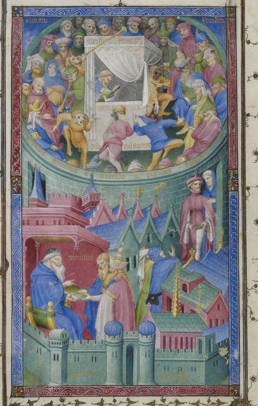 Publius Terentius Afer, Comediae : Andria, Eunuchus, Heautontimoroumenos, Adelphoe, Hecyra, Phormio ; Epitaphium  1400-1407