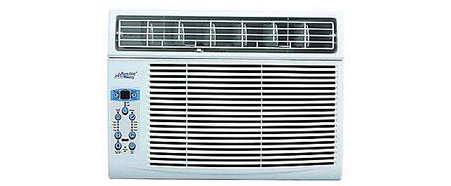 Arctic King 8000 BTU/h Window Air Conditioner White (EWK08CR5) $109.99 (staples.com)