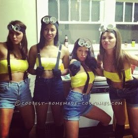 Amy's Daily Dose: Group Halloween Costume Ideas