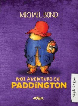 Noi aventuri cu Paddington - Michael Bond: Varsta: 4-8 ani;  Lui Paddington, cele mai bune idei îi vin când nu are nimic de făcut. Şi atunci... ţine-te bine! Fie că încearcă să-şi redecoreze camera, să facă pe detectivul ori pe fotograful, fie că pur şi simplu merge la cumpărături, ursul venit tocmai din Întunecatul Peru reinventează haosul, aducându-l la o nouă dimensiune, marca Paddington.