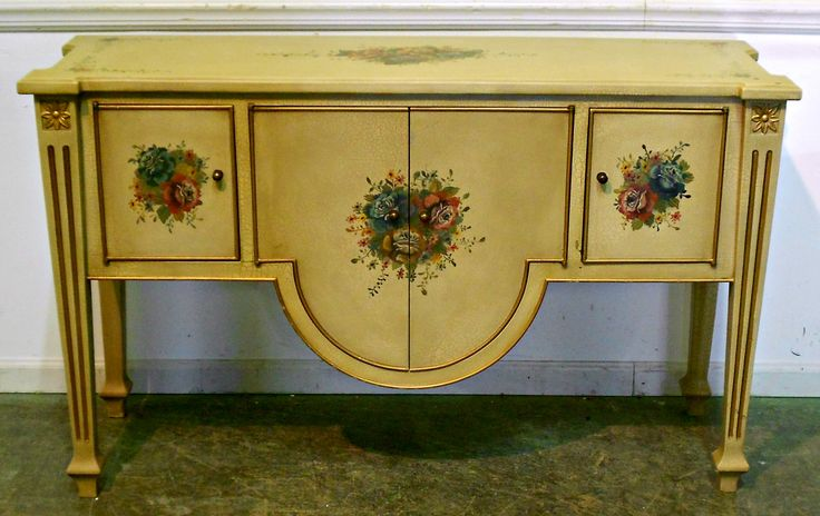 90 best painted sideboards and buffet tables images on for Sideboard 90 x 60