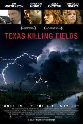 Texas Killing Fields Movie Poster Standup 4inx6in