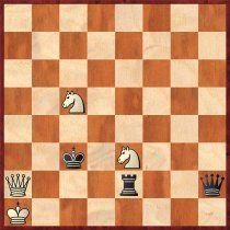 Jaque mate en tres jugadas - Bloque 7