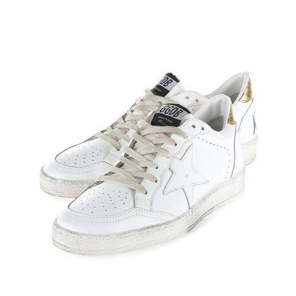 Golden Goose 17 F/W Men's Superstar Ball Star Sneakers G31MS592 G11 Deluxe  Brand