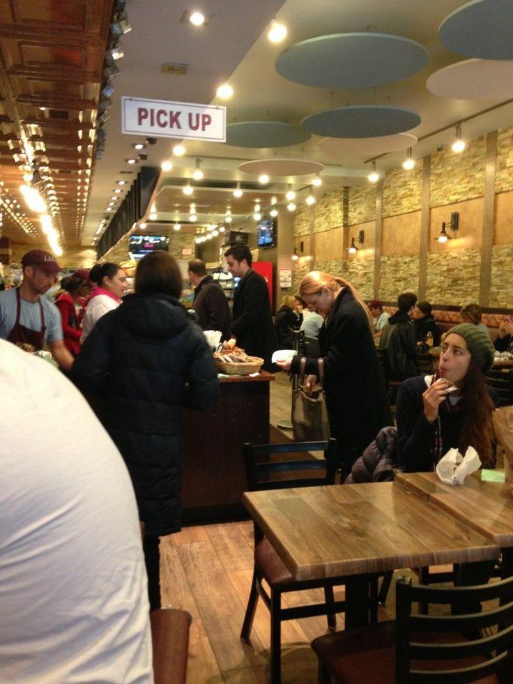 Long Island Bagel Cafe - New York, NY, United States