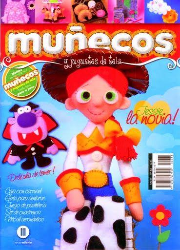 MUÑECOS Y JUGUETES No. 83 - Alandaluz Lopez M. - Álbumes web de Picasa