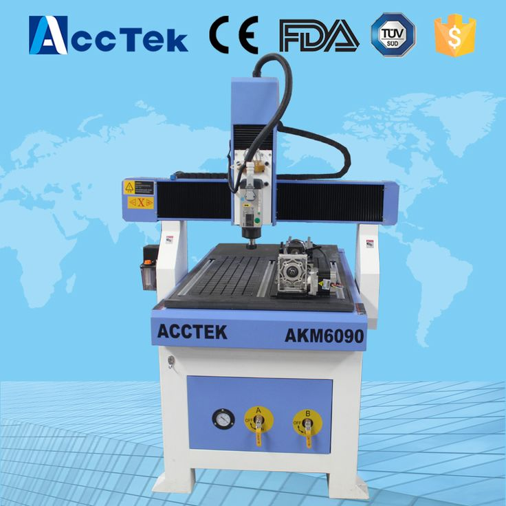 high precision metal moud making cnc machine / mini cnc engraving machine with price cnc machine for sale