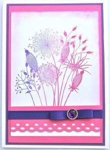 Going To Seed Clear Stamp Set