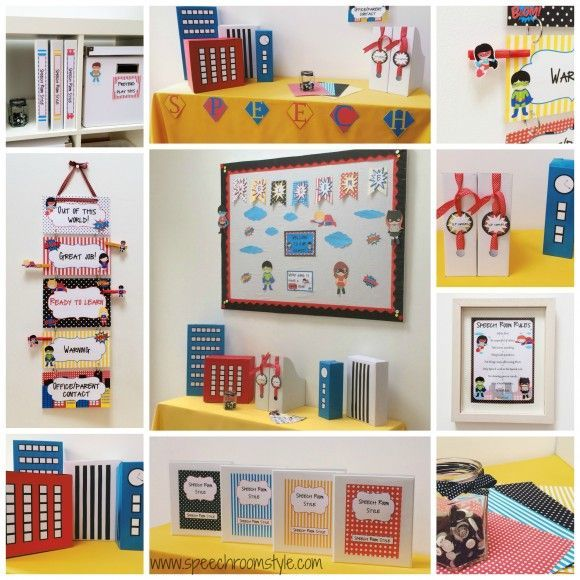 Superhero Classroom Decor Printables : Images about super hero theme on pinterest