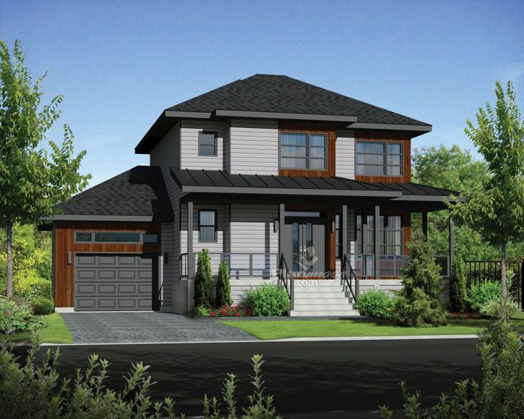 8 best Build it! images on Pinterest Bungalow house plans - Revetement Exterieur Imitation Bois