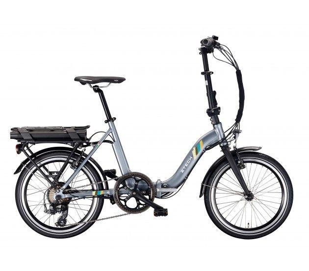 O bicicleta electrica pliabila super!