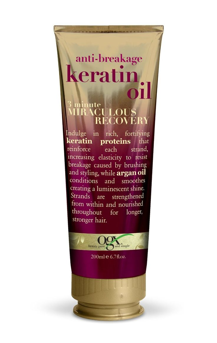 Anti-Breakage Keratin Oil 3 Minute Miraculous Recovery Buy Online at Best Price in India: BigChemist.com