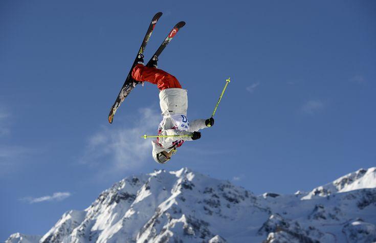 Luca Schuler, Elveţia, concurează în proba de schi alpin slopestyle, din cadrul Jocurilor Olimpice de Iarnă, în Rosa Hutor, Rusia, joi, 13 februarie 2014. (  Franck Fife / AFP  ) - See more at: http://zoom.mediafax.ro/sport/soci-2014-partea-i-12078340#sthash.MTlduSkN.dpuf